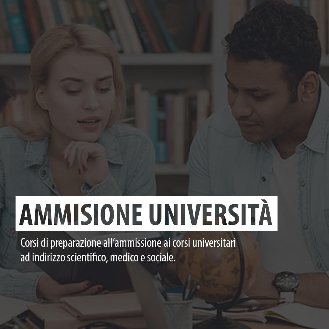 Preparazione ammissione università
